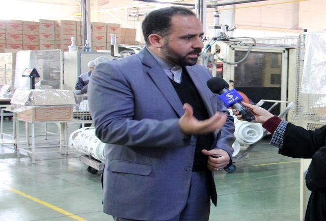 فعالیت 217واحد در صنعت بسته بندی استان