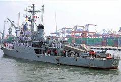 ناوگروه چهل و ششم نیروی دریایی ارتش به خلیج عدن اعزام شد