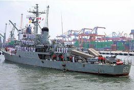 ناوگروه چهل و هفتم نیروی دریایی ارتش به اقیانوس هند اعزام میشود