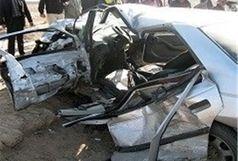 دو کشته حاصل برخورد 405 با عابران پیاده