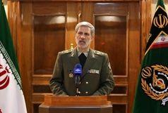 ایران برای تولید تسلیحات موشکی از کسی اجازه نمیگیرد/ تولید تسلیحات در ایران متناسب با فکر دشمن طراحی خواهد شد