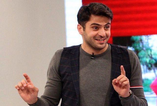 اقدام عجیب علی ضیاء در برنامه زنده