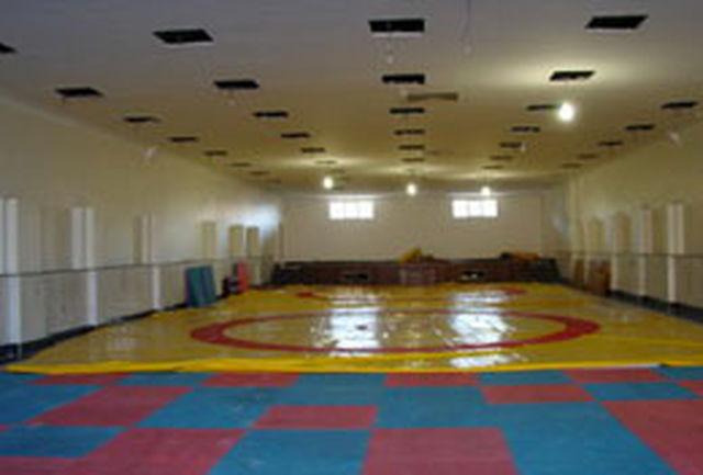 پیگیری پروژههای ورزشی سفر مقام معظم رهبری در شهرستانهای نوشهر و چالوس