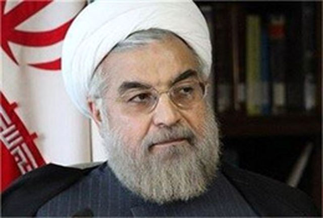 روحانی: ایران به عنوان الگوی اتحاد برای کشورهای منطقه معرفی شود