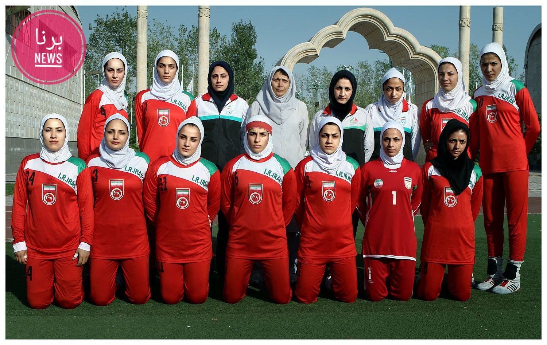 2 ورزشکار و یک مربی کرمانشاهی در اردوی تیم ملی کبدی بانوان
