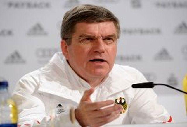 باخ: IOC آماده ورود به جریان دوپینگ در روسیه است