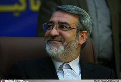 وزیر کشور، رئیس کمیسیون «سیاسی – دفاعی» دولت شد