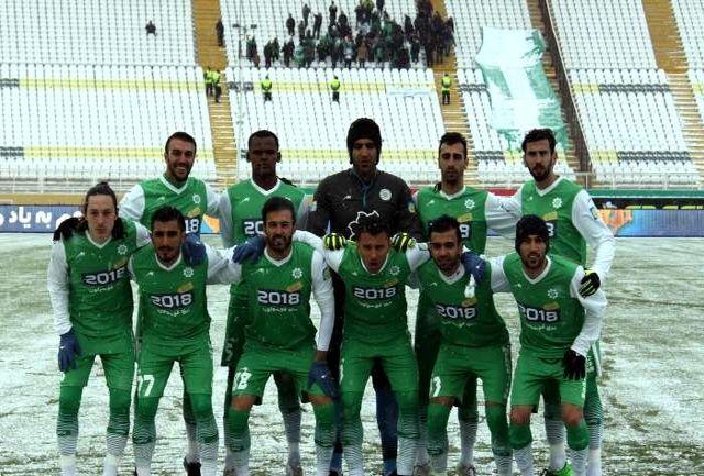 اعلام ترکیب اصلی سبزهای تبریز در جنگ قعرنشینی!