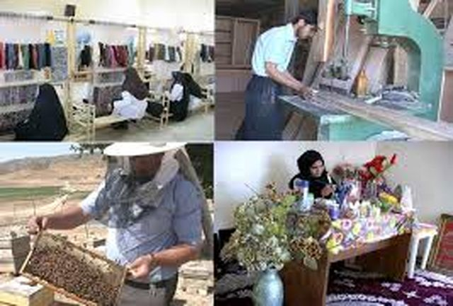 تسهیلات برای ایجاد کارگاه های تولیدی در نقاط مختلف روستایی و محروم استان