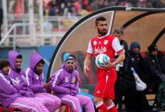 منصوریان قول اشتباه داد/ مدافع قرمزها، لژیونر میشود! +عکس