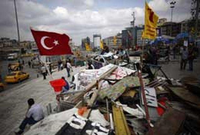 میدان تقسیم و پارک گزی را ترک نمیکنیم