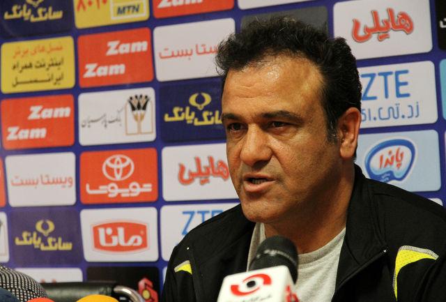 کرمانی مقدم: امیدوارم در لیگ برتر بمانیم