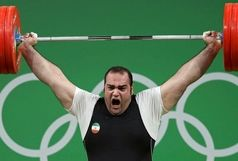 سلیمی: هدفم حضور با قدرت در مسابقات آسیایی است