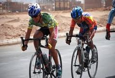 همایش دوچرخه سواری در تربتجام برگزار شد