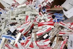 کشف ۴۰ هزار نخ سیگار قاچاق در دهلران