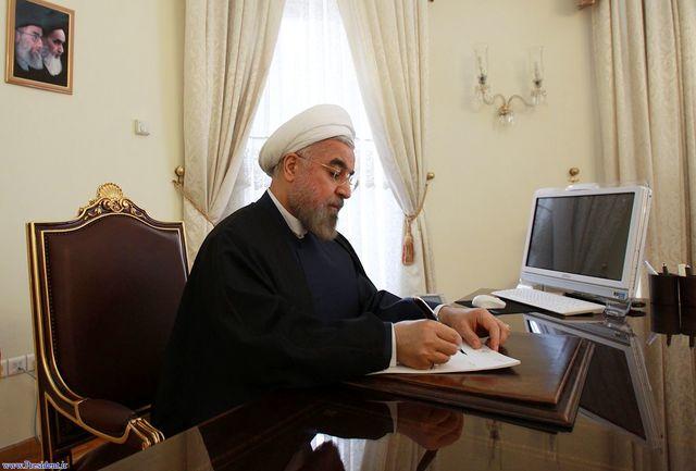 رییس جمهوری ارتحال آیت الله موسوی اردبیلی را تسلیت گفت