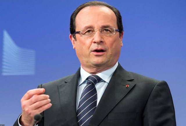 سفر رئیس جمهوری فرانسه به عربستان
