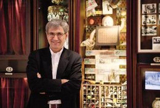 پاموک با «موزه معصومیت»، جایزه موزه سال اروپا را گرفت