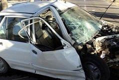 بی احتیاطی راننده یک کشته و چهار مجروح بر جای گذاشت