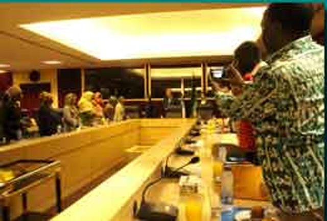 بازدید سفرای کشورهای آفریقایی از برج میلاد