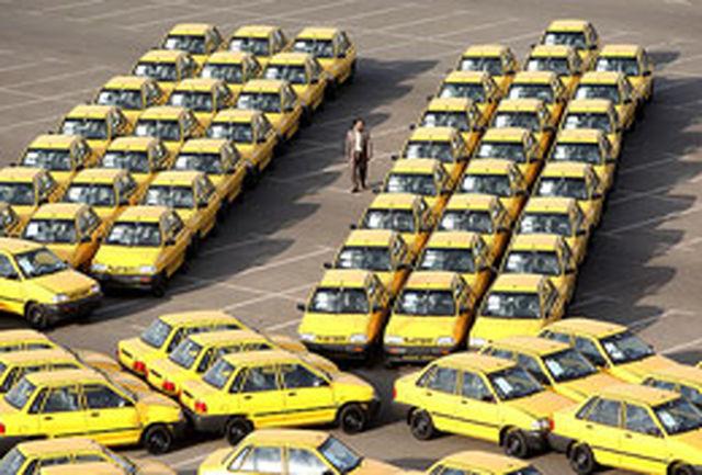 تاکسی های مشهدی مجهز به دستگاه من کارت می شوند