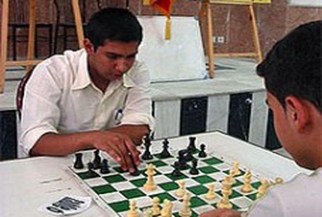 برترینهای شطرنج قهرمانی كشور در مسابقات غرب آسیا