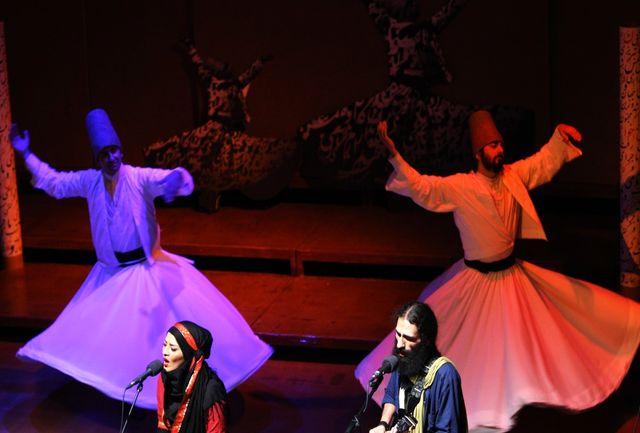همراهی سه سماعگر در تازهترین کنسرت «آقای سماع»