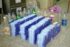 کشف محوله 200میلیونی داروی قاچاق در سرباز