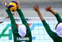 والیبالیست بانوی ایران لژیونر می شود