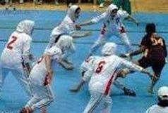 حضور دو بانوی خراسانی در مرحله دوم اردوی تیم ملی کبدی