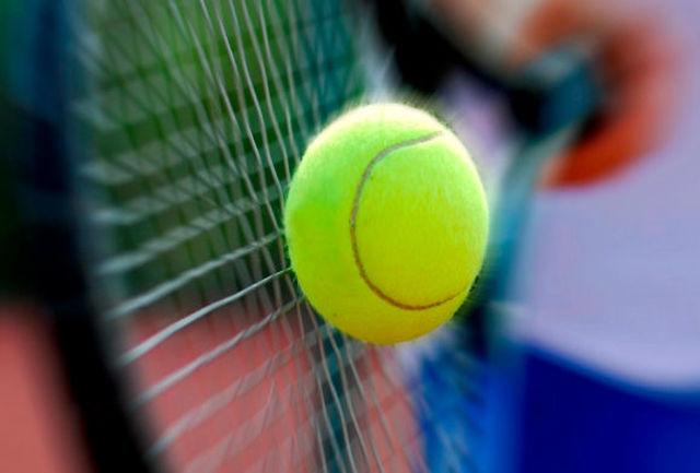 رقابت تنیسورها در دومین دوره مسابقات تور تنیس زیر ۱۴ سال آسیا