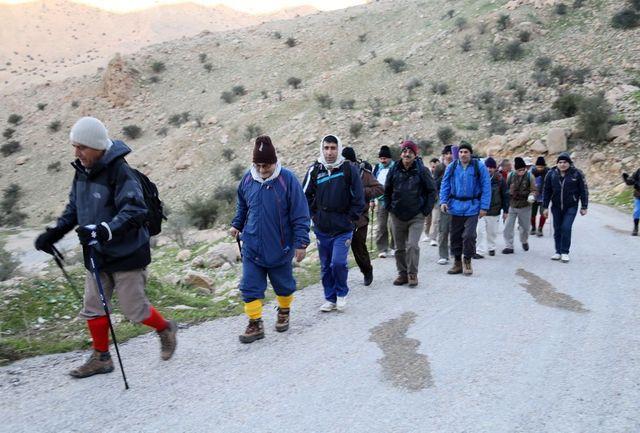 دیدار مسئولین هیئت کوهنوردی با مدیرکل ورزش و جوانان خراسانرضوی
