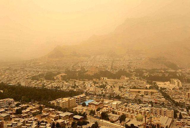 لرستان در وضعیت بحرانی آب و هوایی