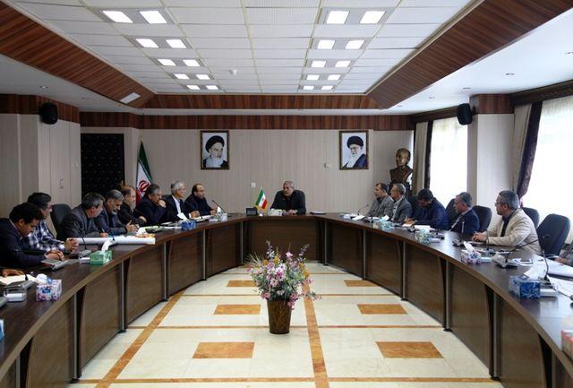 بررسی روند احداث 100 مرکز بهداشتی درمانی در استان