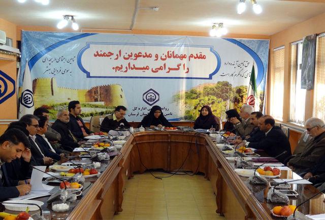 پرداخت ماهانه بیش از ٤٥٠ میلیارد ریال به مستمری بگیران استان