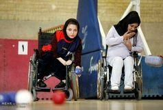 ورزشکار بانوی خمینی شهر در اردوی تیم ملی بوچیا