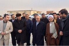 بازدید سلطانی فر از ورزشگاه پنج هزار نفری قوچان
