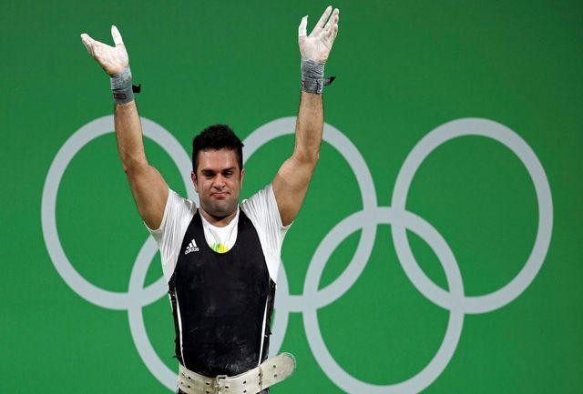 آرزوی براری برآورده نشد/ نورالدینف قهرمان رکوردشکن المپیک