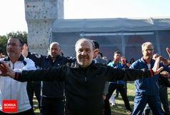 سلطانیفر: وضعیت ورزش کشور نسبت به 5 سال قبل پیشرفت چشمگیری داشته است/ ببینید