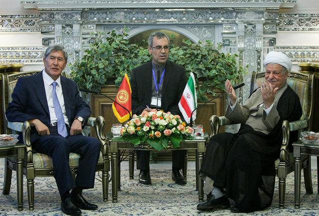 برنامه ایران برای گسترش خط آهن در آسیای میانه جدّی است