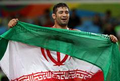 پیام تبریک افشین حیدری به مناسبت افتخار آفرینی سعید عبدولی در مسابقات جهانی کشتی