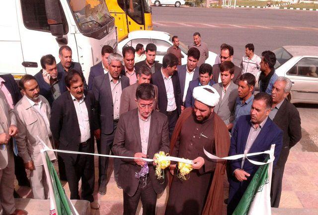 افتتاح دو طرح عمرانی توسط شهرداری پلدختر
