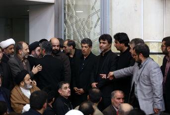 بزرگداشت مرحوم آیت الله هاشمی رفسنجانی در مسجد اعظم قم