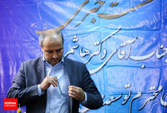 هاشمی از اردوی جانبازان و معلولین بازدید کرد
