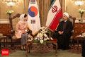 روابط اقتصادی ایران و کرهجنوبی به 18 میلیارد دلار میرسد/ ایران خواهان جهانی عاری از تسلیحات اتمی است