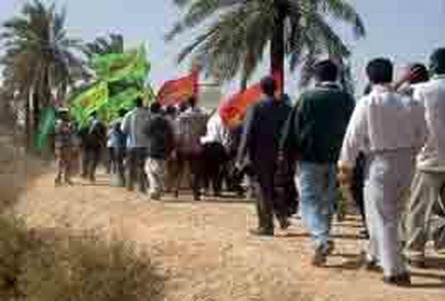 اعزام 280 نفر از شهرستان کبودرآهنگ به مناطق جنگی