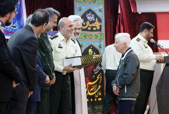 همایش هفته نیروی انتظامی- لاهیجان