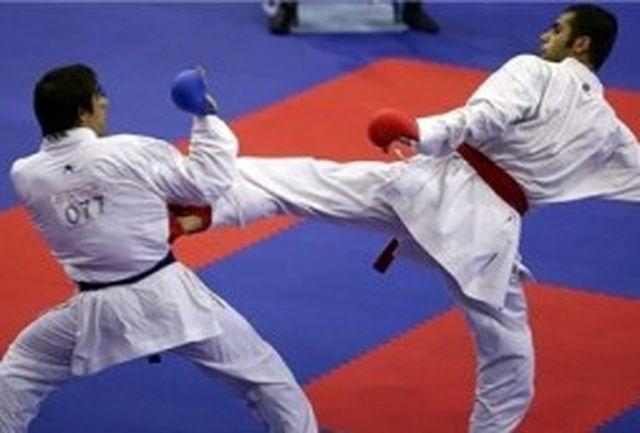 تیم ملی کاراته در اندیشه فتح سکوی جهانی