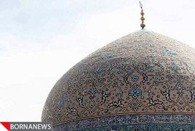مسجد، نقطهای که هنر رنگی الهی به خود میگیرد