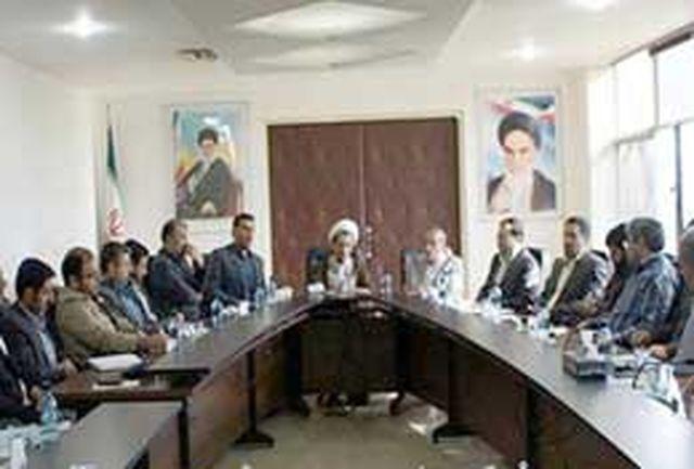 برگزاری جلسه ˝طرح تعالی بازرسین ˝ در استان البرز